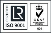 logo certificado ISO 9001