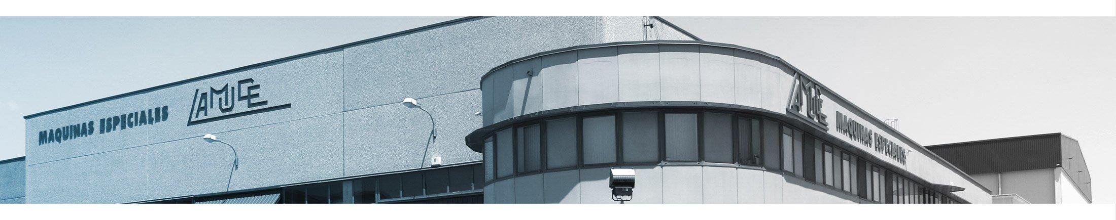 fachada exterior de Automatizaciones Lamuce